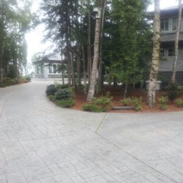 Ground Effects Landscaping & Snow Removal in Anchorage patio and deck installation photo