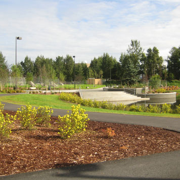 Ground Effects Landscaping & Snow Removal in Anchorage top soil photo