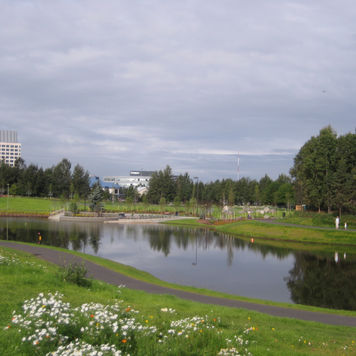 Ground Effects Landscaping & Snow Removal in Anchorage water features photo