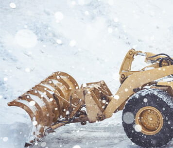 Ground Effects Landscaping & Snow Removal in Anchorage snow removal photo