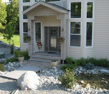 Ground Effects Landscaping & Snow Removal in Anchorage rock garden landscaping