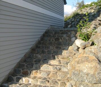 Ground Effects Landscaping & Snow Removal in Anchorage rock garden photo